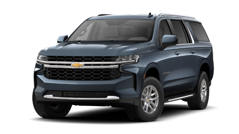 Incoming 2021 Chevy Suburban Vehicles