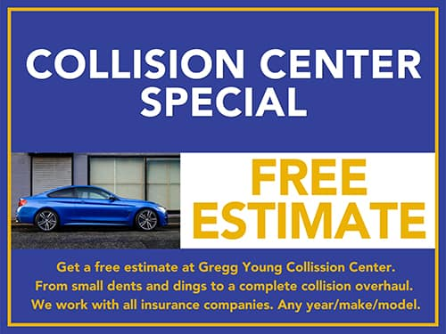 Collision Center Special