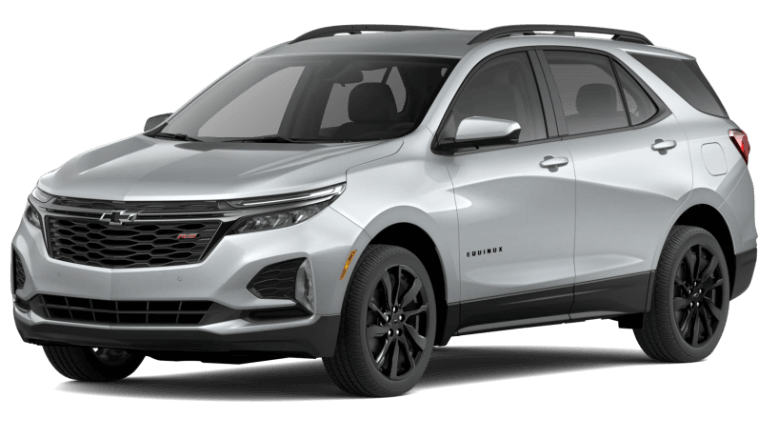 2022 Chevy Equinox RS