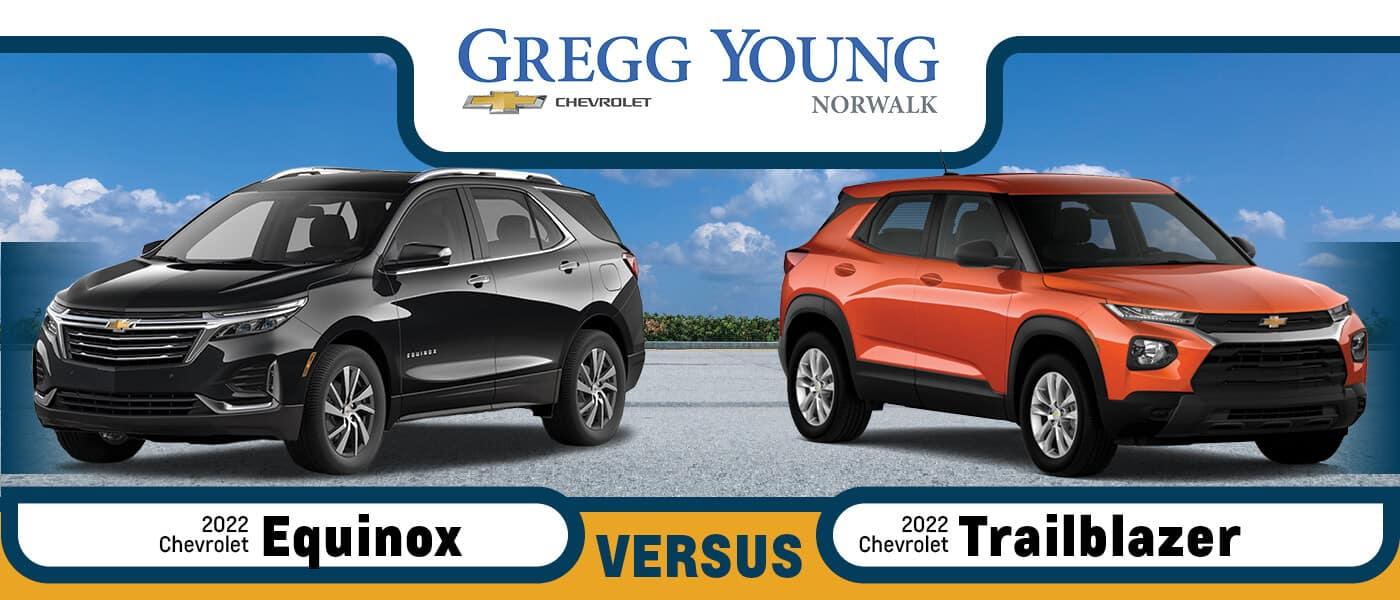 Chevy Trailblazer vs. Equinox