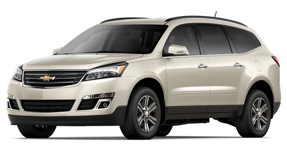 Get The New Chevrolet Traverse