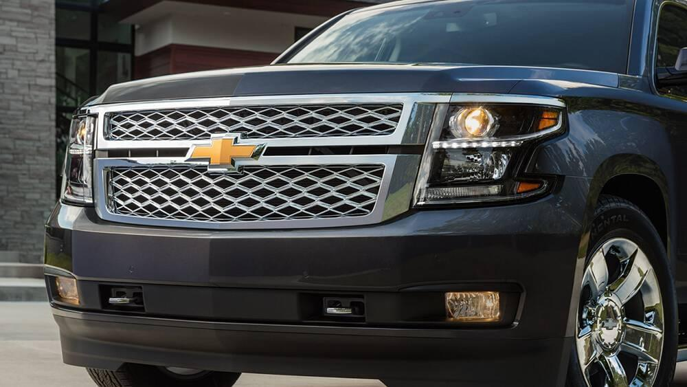2017 Chevy Suburban Grill