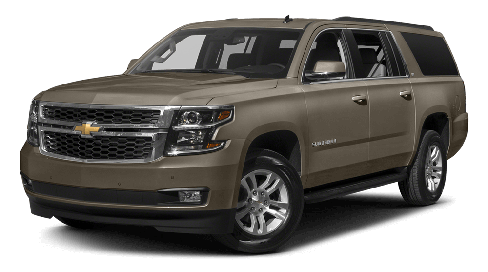 2017 Chevy Suburban Tan