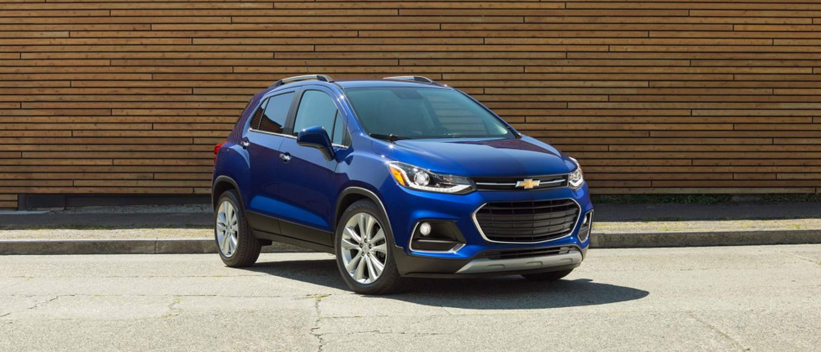 the 2017 chevrolet trax returns with all-new tech and styling