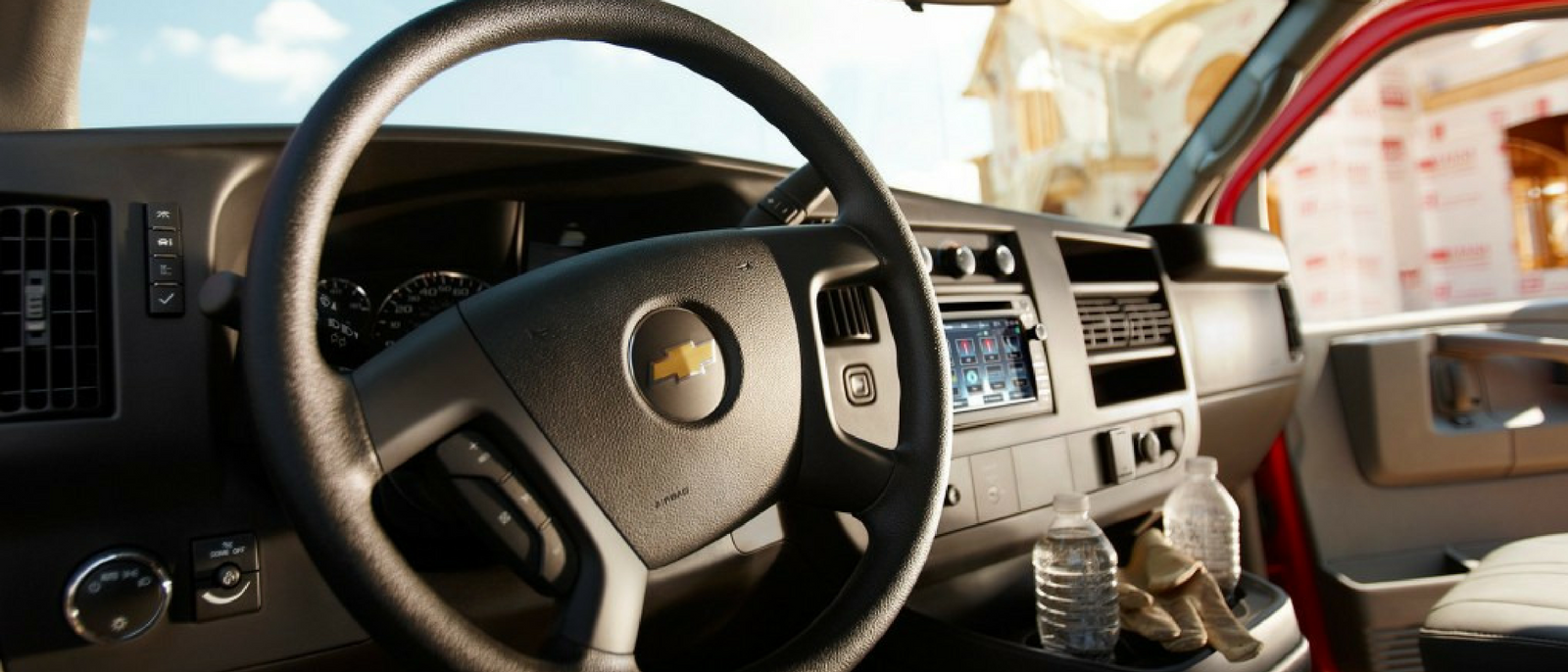 2017 Chevrolet Express Interior