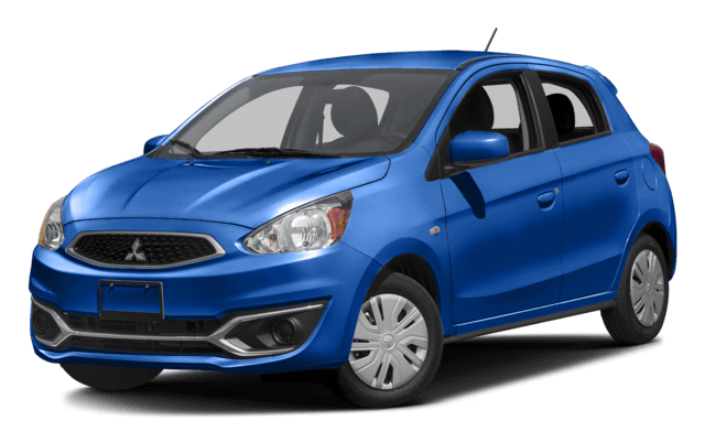 Compare The 2017 Chevrolet Spark To The 2017 Mitsubishi Mirage