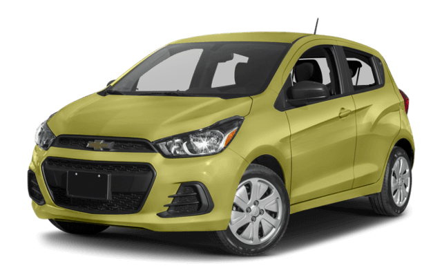 The Ford Fiesta Just Cant Keep Up With The Chevrolet Spark - Chevrolet ford