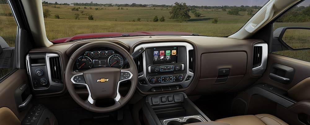 2017 Chevrolet Silverado Technology