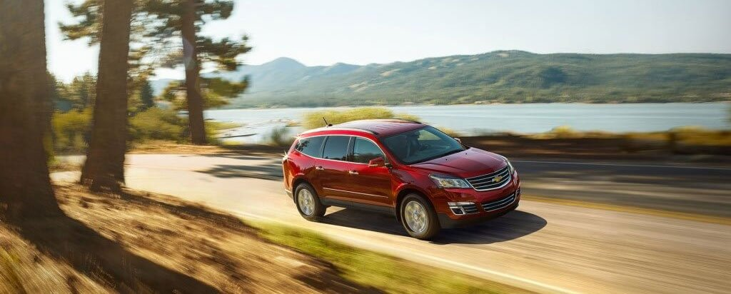 2017 Chevrolet Traverse Performance