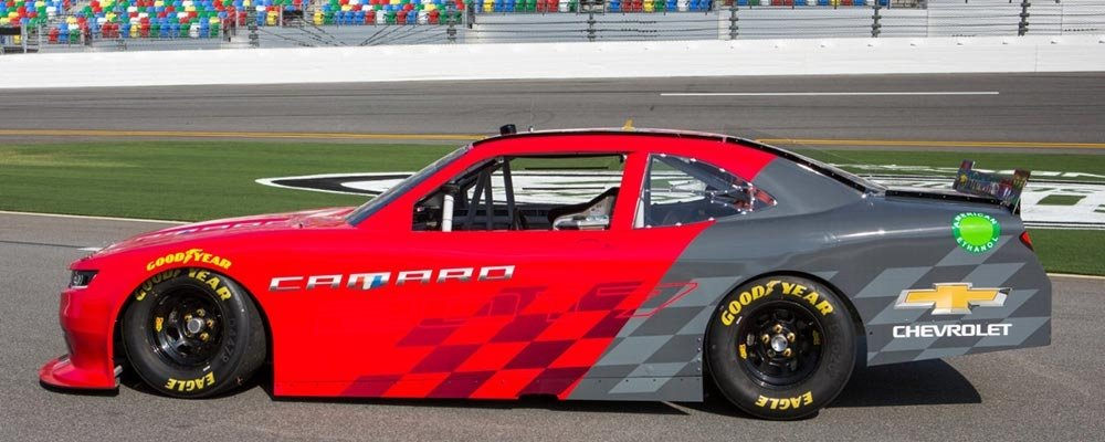 Which Chevy Model Is Used In Nascar Gregg Young Chevy