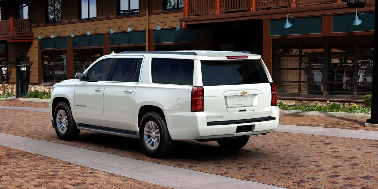 Chevrolet Suburban Exterior