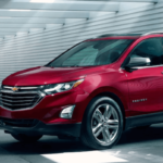 2018 Chevrolet Equinox Red