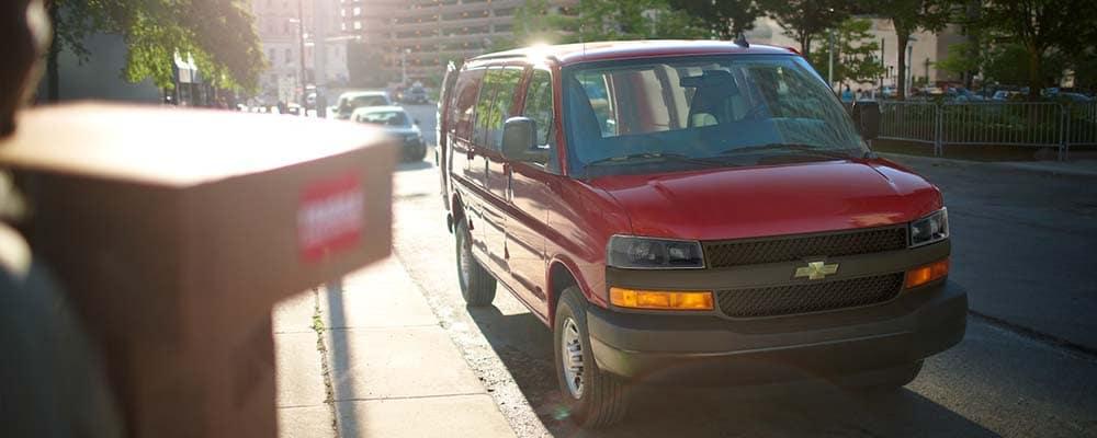 Ford Passenger Vans