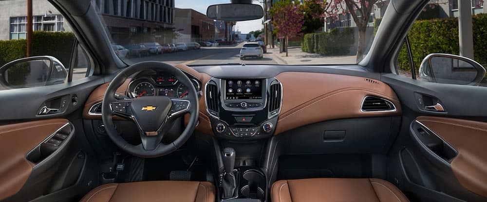 2019 Chevrolet Cruze Interior Features, Space | Chevy Cruze