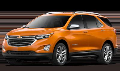 2019 Chevrolet Equinox hub image