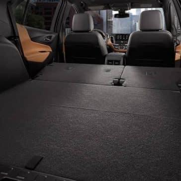2019 Chevrolet Equinox cargo space
