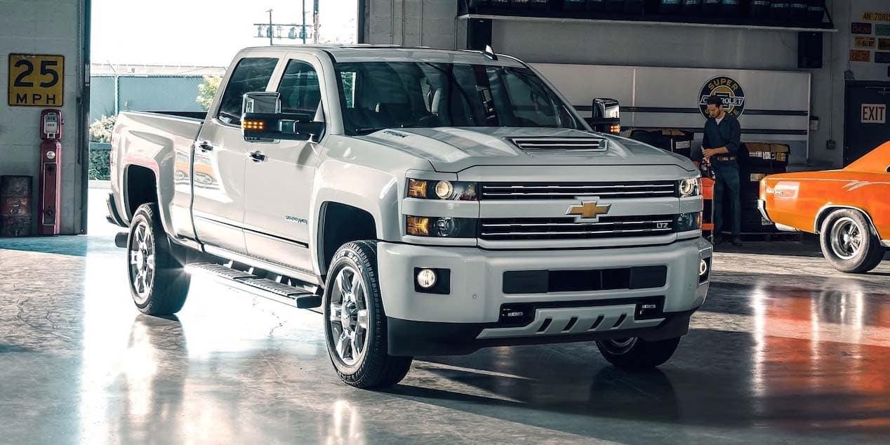 2019 Silverado 2500HD