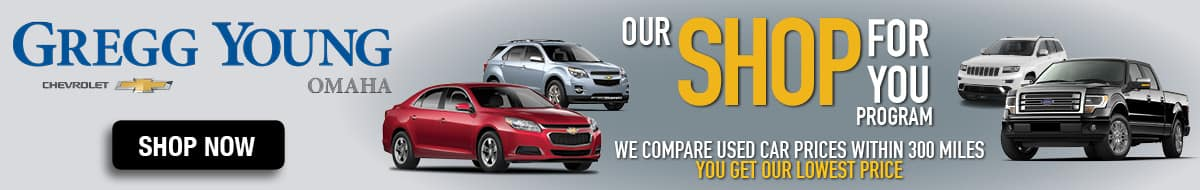 Certified Pre Owned Vehicles Omaha Gregg Young Chevy Omaha