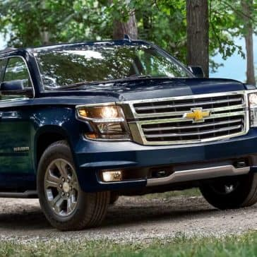 2019 Chevrolet Suburban Offroad