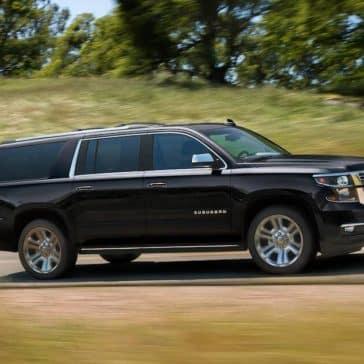 2019 Chevrolet Suburban Driving