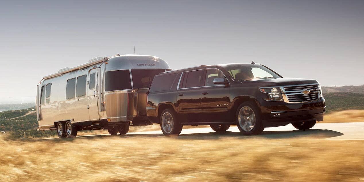 2019 Chevrolet Suburban Towing