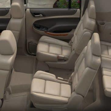 2019 Chevrolet Suburban Seating