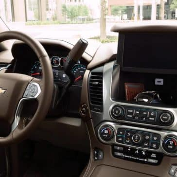2019 Chevrolet Suburban Dash