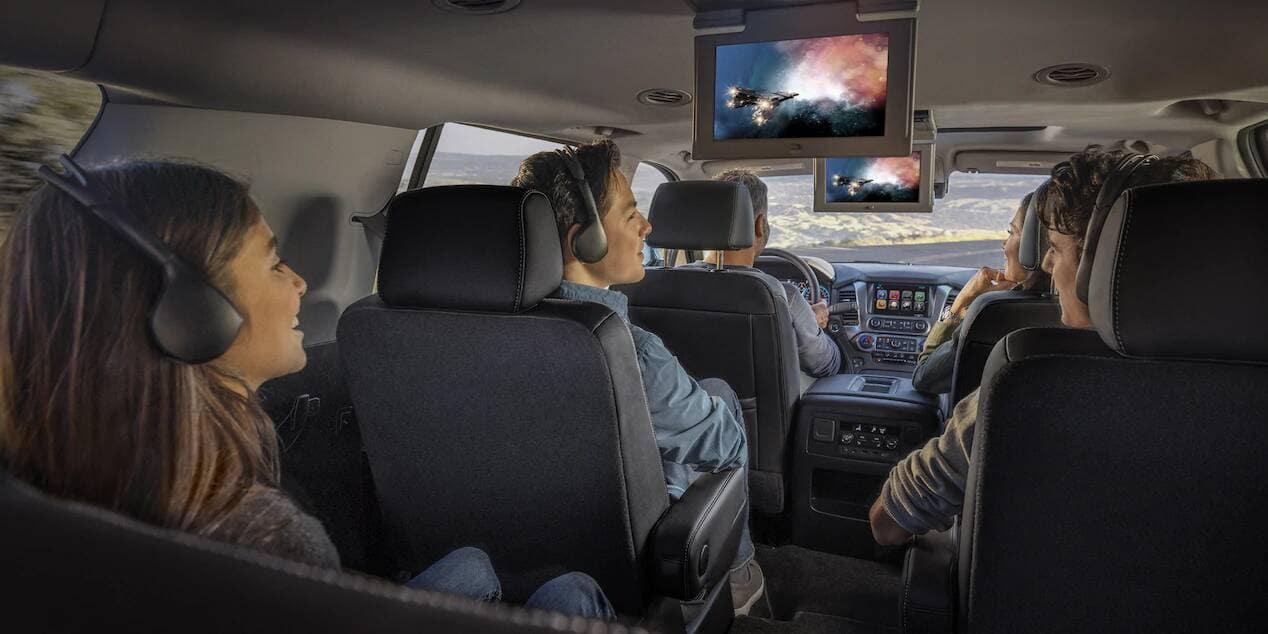 2019 Chevrolet Suburban Passengers