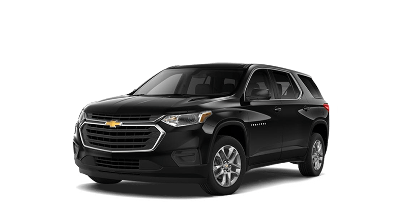 2019 Chevrolet Traverse Hero Image