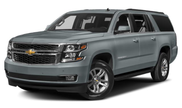 Blue Gray 2019 Chevrolet Suburban thumbnail