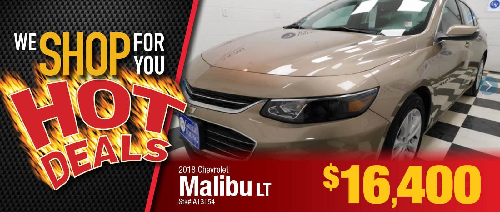 Malibu Hot Deals