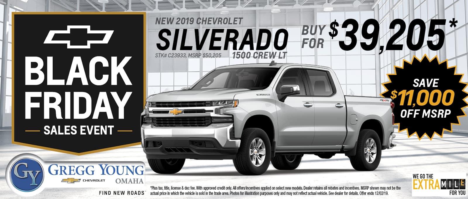 2020 Chevy Silverado 1500 LT