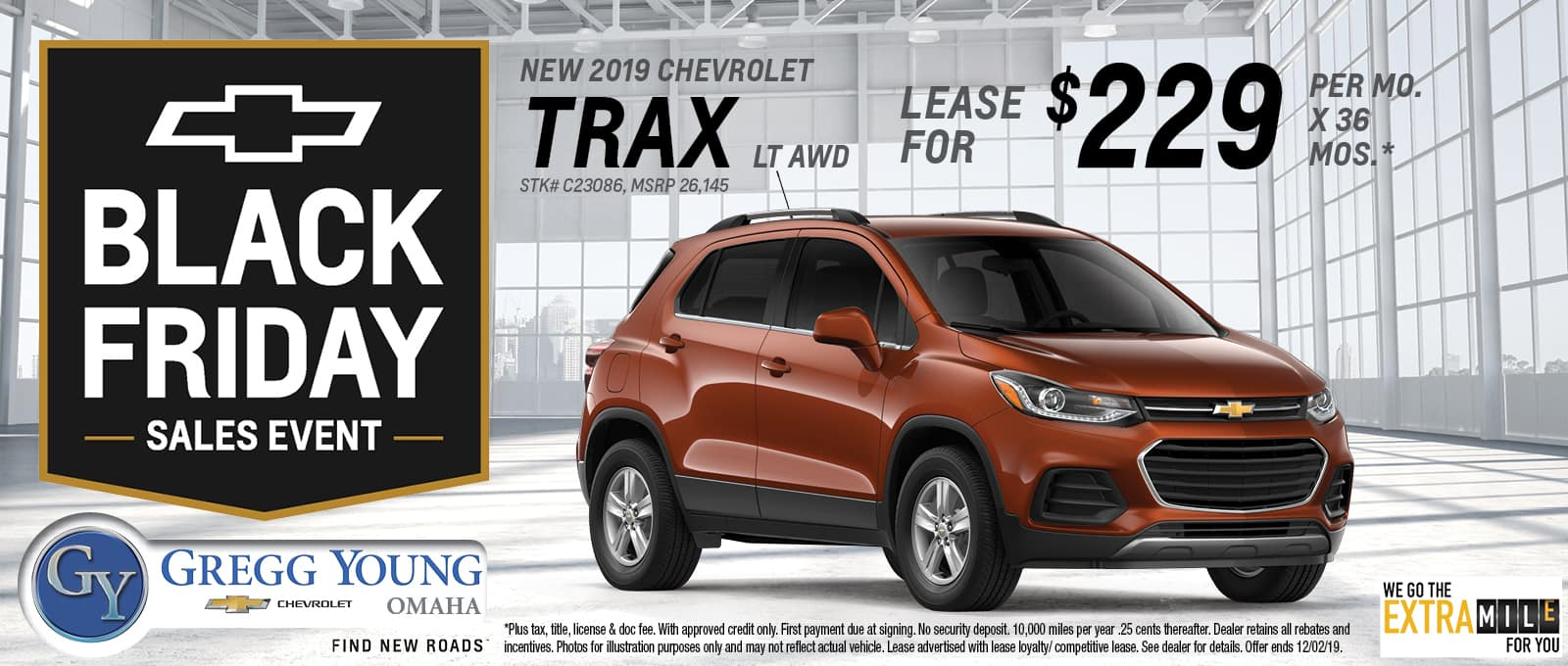 2019 Chevy Trax