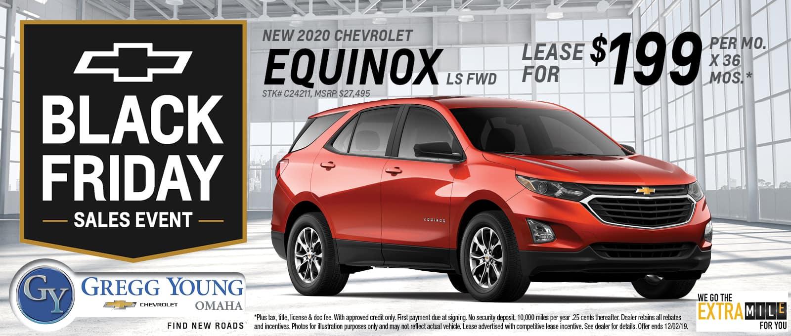 2020 Chevy Equinox LS