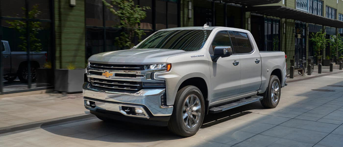 2020 Chevy Silverado 1500 Trims