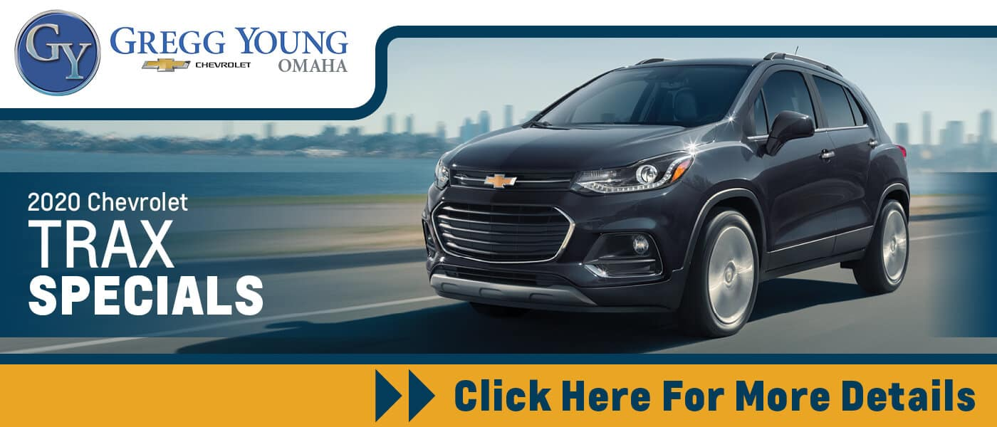 Click Here for 2020 Chevy Trax Specials