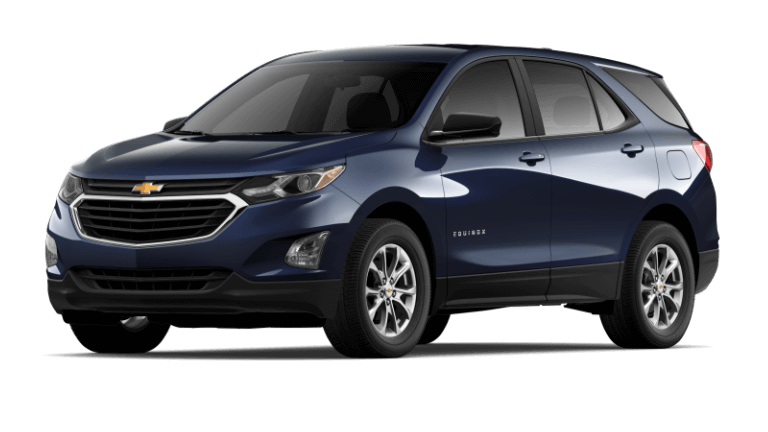 Midnight Blue 2020 Chevy Equinox LS