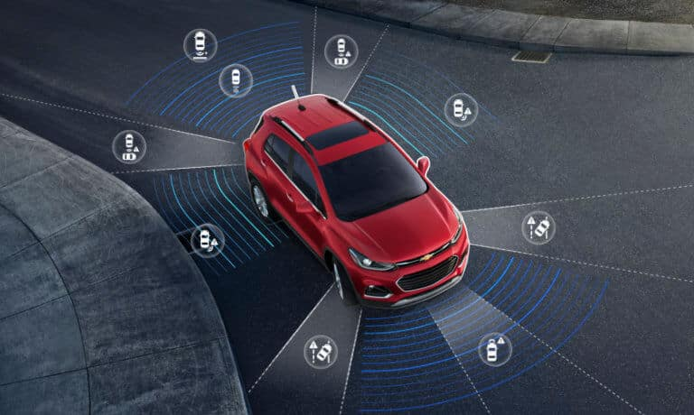 2020 Chevy Trax Safety Features