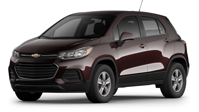 2020 Chevy Trax - Black Cherry
