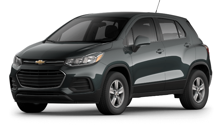 2020 Chevy Trax - Nightfall Gray