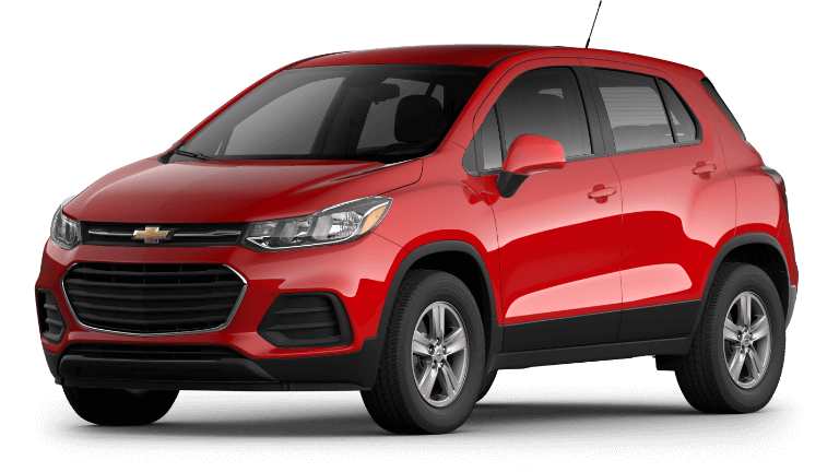 2020 Chevy Trax - Red Hot