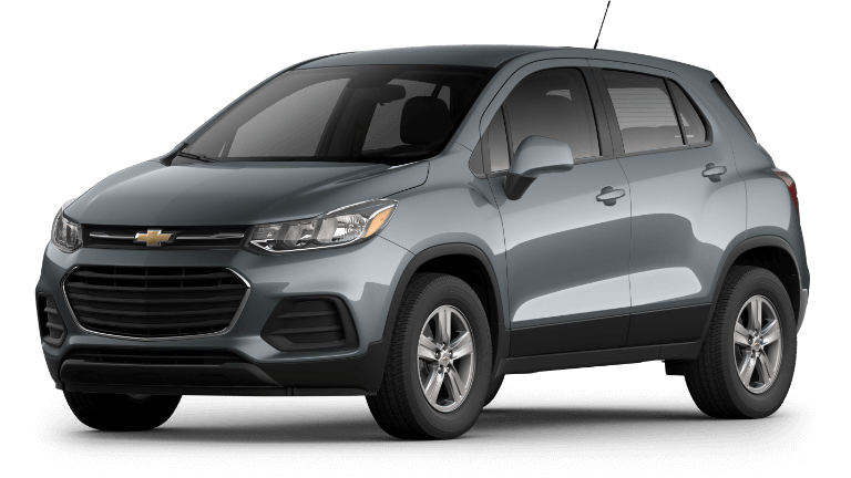 2020 Chevy Trax - Satin Steel