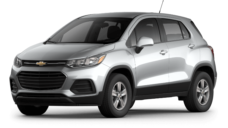 2020 Chevy Trax - Silver Ice