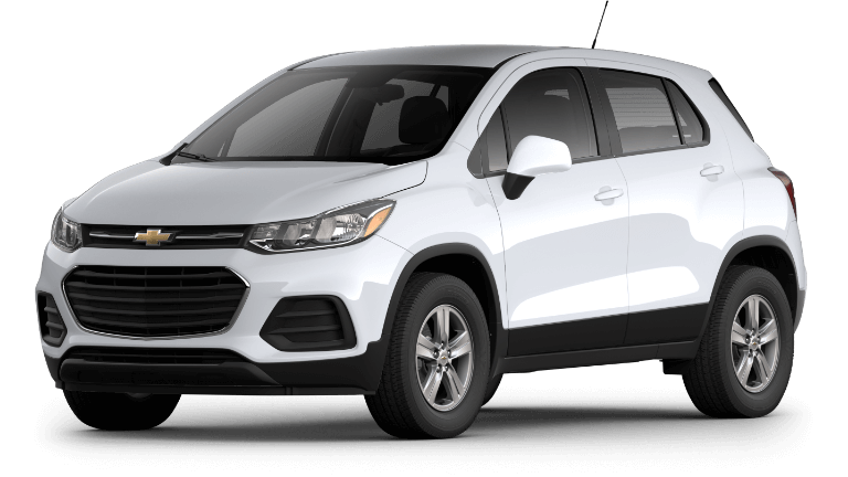 2020 Chevy Trax - Summit White