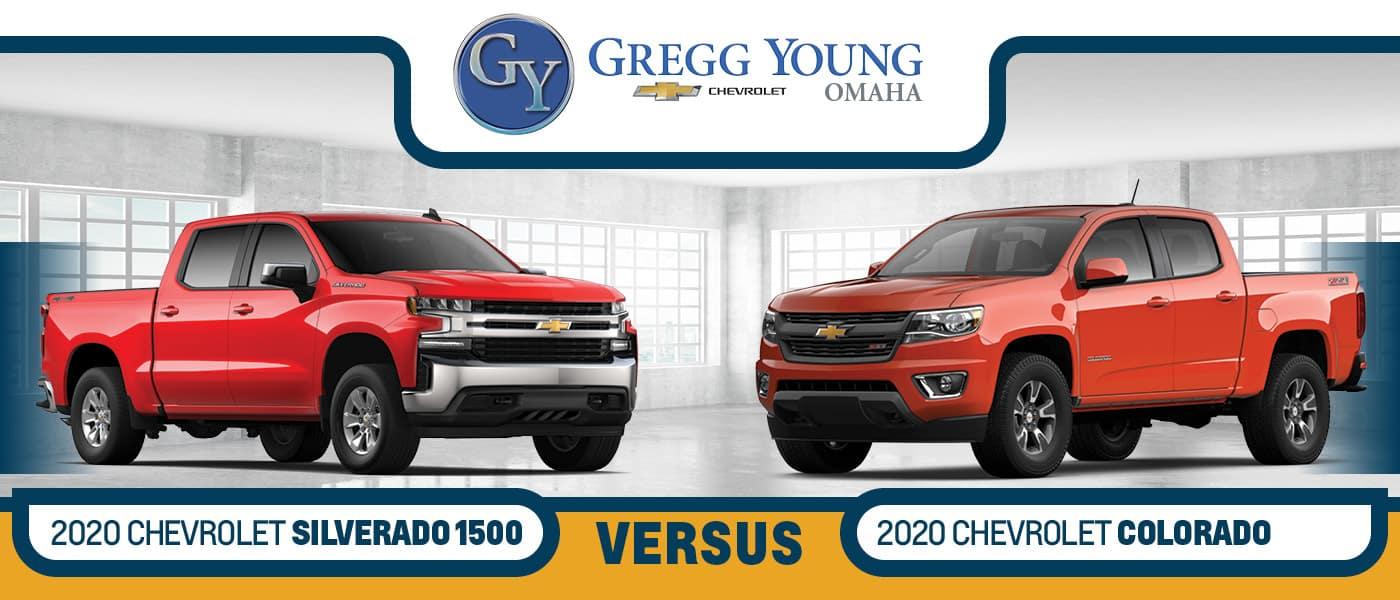 2020 chevy silverado 1500 vs 2020 chevy colorado specs features and design 2020 chevy silverado 1500 vs 2020