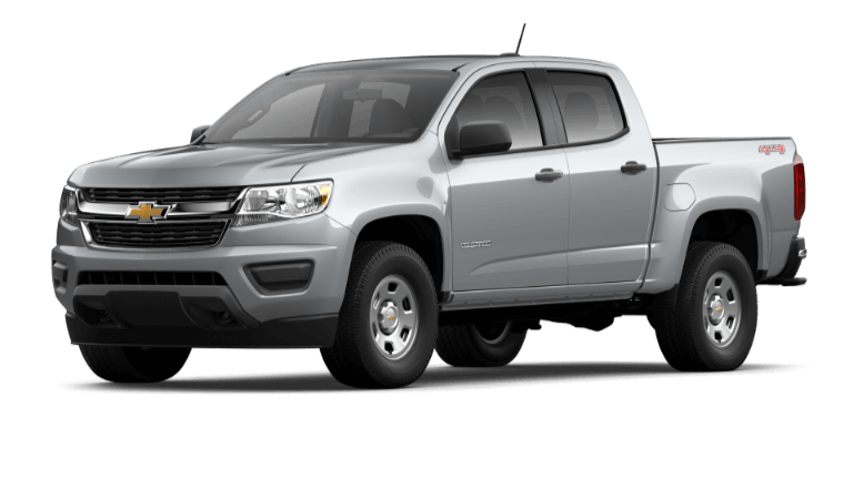 Incoming 2021 Chevy Colorado Vehicles
