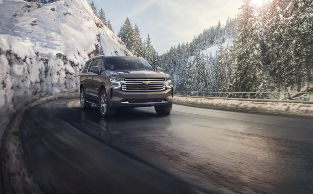 2021 Chevy Suburban performance image