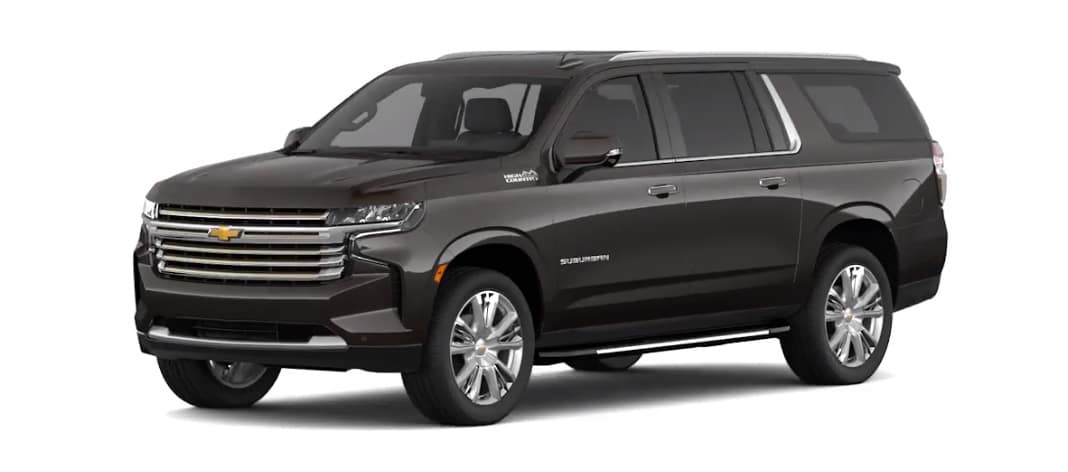 2021 Chevy Suburban preview image