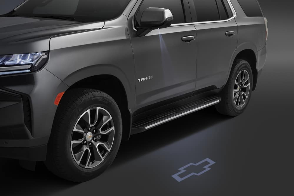 2021 Chevy Tahoe design