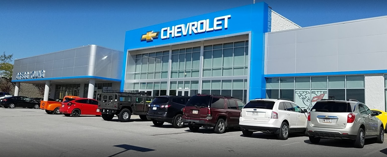 Chevy Dealership Near Bellevue Ne Gregg Young Chevy Omaha